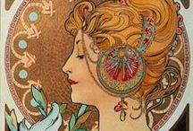Art Nouveau / by Artopia Magazine