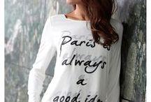 PARIS / Parisian chic.