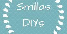 """Smillas DIYs / DIYs und Anleitungen von mir, gepostet auf meinem Blog """"Smillas Wohngefühl"""""""