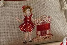 cross stitch / by Tijen Gezer