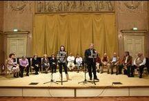 ARTISTI DEL CORO DA 50 ANNI / Ridotto del Teatro Regio, Giovedì 9 ottobre 2014 - Festival Verdi