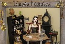 Trebor's Place / Music: Tempus Fugitives and The Painted Caravan