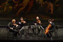 QUARTETTO DI CREMONA / Festival Verdi 2014 - Teatro Regio di Parma, 26 Ottobre 2014 - Info: http://www.teatroregioparma.it/events/festival-verdi-2014-1/quartetto-di-cremona-1