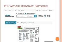 Article Directory Script / Create Your Own Article Directory Websites with This Open-source Article Directory Script.