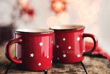 Christmas decorating / Милые сердцу вещицы