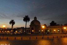 Cementerio General, Santiago, Chile.