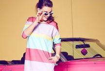 50's style / The most feminine retro style