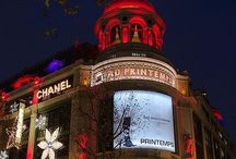 Windows Displays by Printemps
