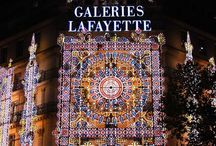 Windows Displays by Galeries Lafayette