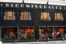Windows Displays by Bloomingdales