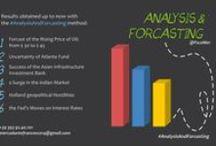 Analysis & Forecasting / Progetti e Lavori col Metodo di Analisi Previsionale