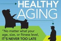 As you age / Your health is important throughout your entire life. Aging brings special considerations for you and your loved ones in order to live well.