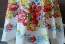 Vintage Linens for the Home / Vintage Linens for the Home for Sale