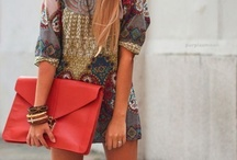 Totes and Handbags / Chic, funky, and oh-so-fashionable totes and handbags. / by Krista Irene