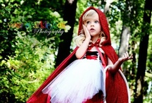 Little Red Riding Hood / I have a thing for Little Red Riding Hood. So I collect the best photos of her and her sidekick The Big Bad Wolf.