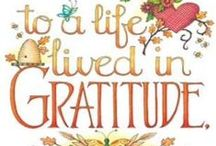 THINK GOOD THOUGHTS / Encouragement, motivation, truth, gratitude and a beautiful mind / by Susie Jimenez