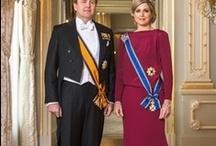 Dutch Royal Family  **Koningshuis**