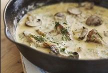 Mushroom recipies