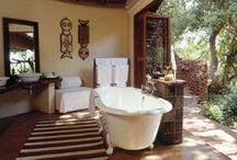 Bathrooms  **badkamers**