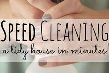 Organized/Clean