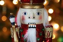 ~Nutty Nutcrackers~ / I love collecting nutcrackers.  One hundred and twenty at present. / by Debbie Robinson