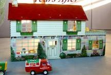 Vintage Toys for a Boy, a Girl and the Kid at Heart / Vintage Toy Collectibles for Everyone!