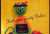 Connie's Spot© Halloween Crochet Items & Patterns / Connie's Spot© & Connie Hughes Designs© Is my wives crocheting & crafting blog & business.