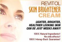 Skin Care / Skin care products are used to improve the appearance and health of skin, formulated for different types of skin and associated characteristics. Revitol Complete is a cutting edge solution which can help you look younger and more beautiful by reducing the appearance of wrinkles, fine lines and other effects of aging. / by Alan Steven