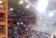 Calcio on stage! / Calcio set live!