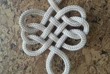 Macrame / Macrame knots, tutorials, and inspiration.