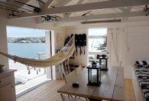 Boathouse | Båthus