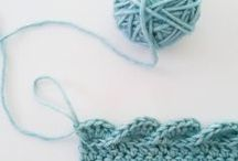 Crochet Techniques / Interesting stitches, ways to join, tips and tricks to make crocheting easier.