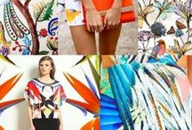 Fashion prints / Prints are THE thing next summer... and I just can't get enough!