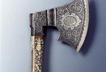 Топоры, ножи и мечи. / Фотографии холодного оружия, понравившиеся мне, как если бы я их хотел приобрести.