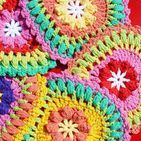 Crochet Motifs / All kinds of designs and motifs you can crochet. Make one or make dozens and combine them into an afghan or outfit.