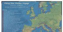 Passport Maps Gallery of Amazing Trips / custom travel maps, unique gift, travel tour, travel, art, bespoke, adventure, tours, traveling, custom map, anniversary present, wedding gift, adventurer, travel memories, tour guide