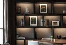 cabinet /shelves