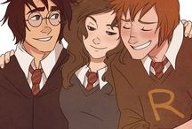 hp drawings ❂