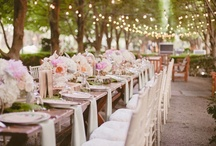 Wedding Ideas / Vintage meets Rustic / by Whit Agustin
