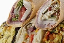 It's a Wrap-tortillas and breads / by R Hobbs