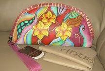 anuschka hand painted handbags
