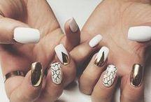 ☾ nails ☾