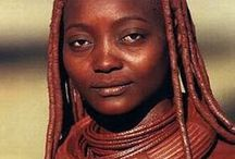 Namibia/South West Africa and the beautiful Himba People / by Tibet Tenzin