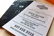 ⋈ Business Cards