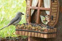 Pohádkové zahrádky * Fairy gardens / Mini zahrádky