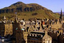 Edinburgh / The best bits of one of Europe's great cities.  http://www.locomotionscotland.co.uk