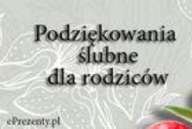 Prezenty z okazji ślubu / Wybierasz się na ślub, ale wciąż nie masz pomysłu na prezent? Jeśli chcesz zachwycić Państwa Młodych niebanalnym upominkiem, to dobrze trafiłeś. Właśnie tutaj podpowiemy Ci jak to zrobić.  http://eprezenty.pl/blog/propozycje-5-upominkow-slubnych/