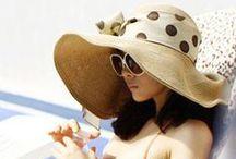 nyári kalapok