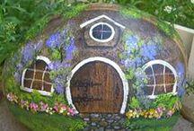 Malování na kameny / Kreativní tvorba pro malé i velké