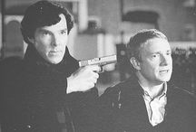 I'm Sherlocked / I'm a high-functioning sociopath and a consulting detective.. The second one... We invented the job ;)) JOHNLOCK!! <33